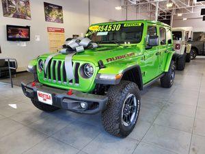 Jeep Wrangler Rubicon for Sale in Berkeley, CA