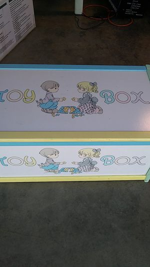 Precious Moments Toy Box for Sale in Hacienda Heights, CA