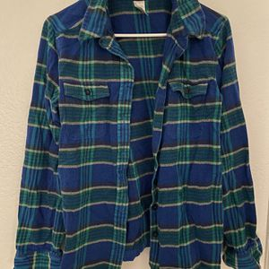 patagonia buttoned flannel shirt for Sale in Carson, CA