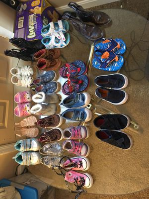 Kids shoes for Sale in Crestwood, KY