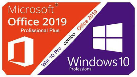 Microsoft Office + Windows 10 for Sale in Los Angeles,  CA