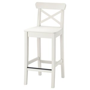 Ikea INGOLF Bar Stool, 2 Available (Built for Convenience! for Sale in MARTINS ADD, MD