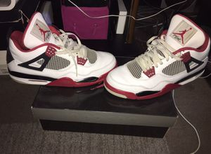 Fire Red Jordan 4 Size 13 for Sale in Philadelphia, PA