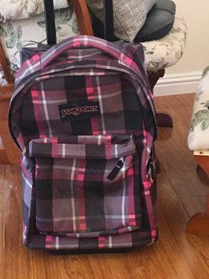 New jansport backpack/ rolling backpack for Sale in Henderson, NV