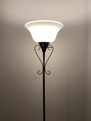 Black Floor lamp for Sale in Elkridge, MD