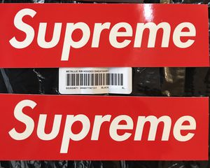 Supreme Metallic Rib Sweatshirt for Sale in Alameda, CA