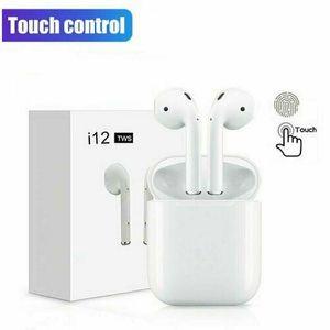 i12 TWS Bluetooth 5.0 Earphones Headset Wireless Headphone Earbuds for Sale in Sunny Isles Beach, FL
