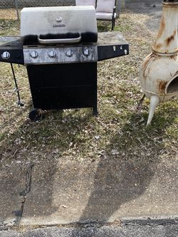 Free Grill And Chiminea for Sale in St. Louis,  MO