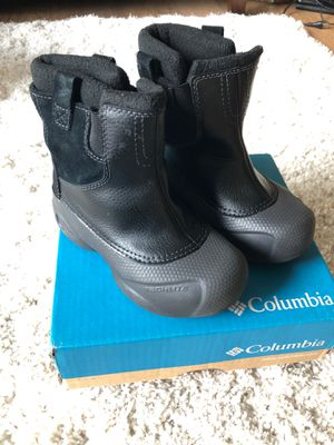 COLUMBIA Kids Snow Boots - Boy/Girl/Unisex - size 11 for Sale in Laguna Niguel, CA