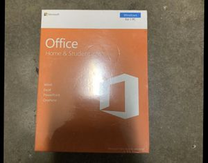 Microsoft Office Home and Student 2016 for Windows PC KEY & DOWNLOAD LINK for Sale in Walnut, CA