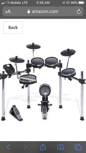 Alesis Electronic Drum set for Sale in Downey, CA