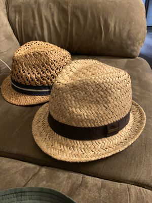 7 Fedora hats for Sale in Inglewood, CA