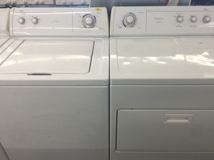 Washer and dryer set for Sale in Mount Clemens, MI