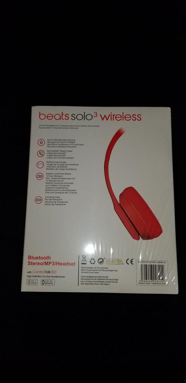 Beats Solo 3s