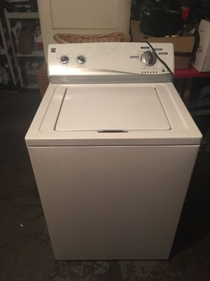 Kenmore Washer. Gently used. Must go ASAP for Sale in Nashville, TN