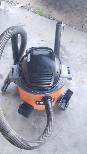 Ridgid vacuum for Sale in Fresno, CA
