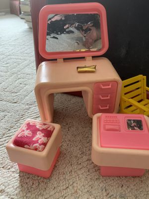 Antique vintage Barbie furniture for Sale in Indian Trail, NC