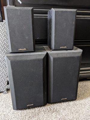Polk audio surround sound speakers for Sale in Orange, CA