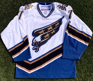 """Authentic Washington Capitals """"Screaming Eagle"""" Hockey Jersey for Sale in Fort Collins, CO"""
