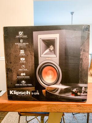 Klipsch R-15PM Reference for Sale in Tysons, VA