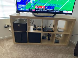 TV Stand Cubby Unit for Sale in Sacramento, CA