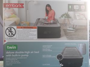 Embark ( single air mattress) for Sale in Lake Elsinore, CA