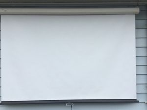 Projector screen for Sale in Shelbyville, IN