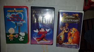 Disney VHS for Sale in Antelope, CA