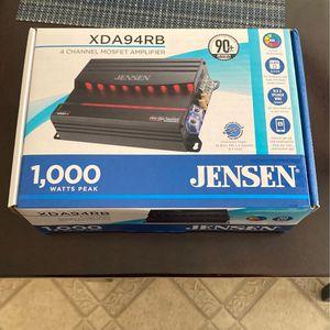 1000w Amplifier for Sale in Jonestown, PA
