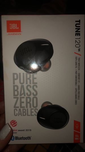 JBL earbuds for Sale in COCKYSVIL, MD