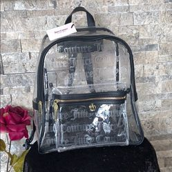 Juicy Couture Clear Backpack for Sale in Hacienda Heights,  CA