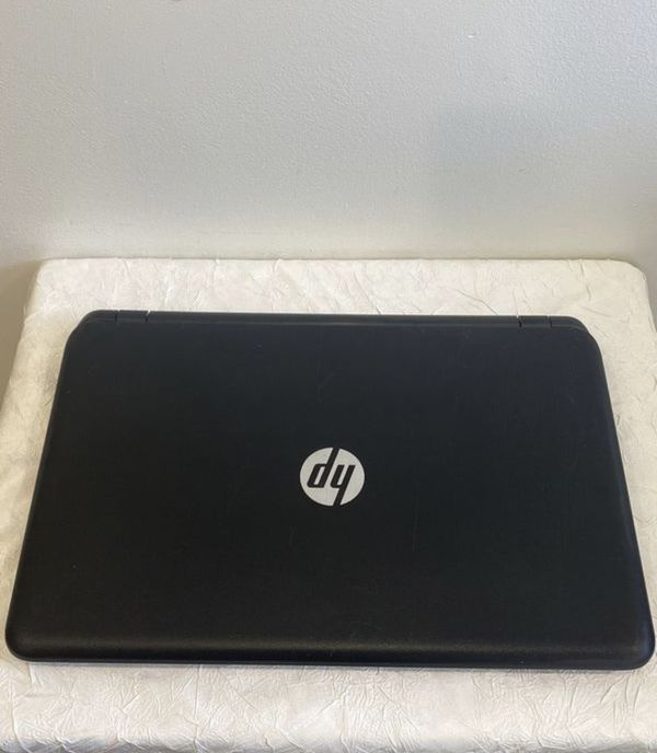 "Hp 15"" touchscreen laptop Intel"