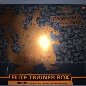 Pokemon Sealed Champions Path Elite Trainer Box for Sale in Long Beach, CA