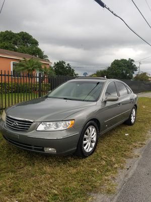 2006 HYUNDAY AZERA V6 AUTOMÁTIC for Sale in Miami, FL