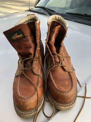 Work boots for Sale in San Jacinto, CA