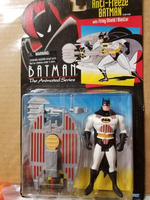 Batman Animated series (Anti Freeze Batman) action figure. for Sale in US