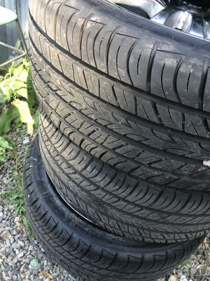 rims and tires for sale 225/40R18 low profile for Sale in Boston, MA