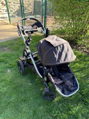 City Select Double Stroller - Baby Jogger - Black for Sale in Highland Park, IL