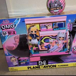 Lol Omg Remix Plane for Sale in La Cañada Flintridge, CA