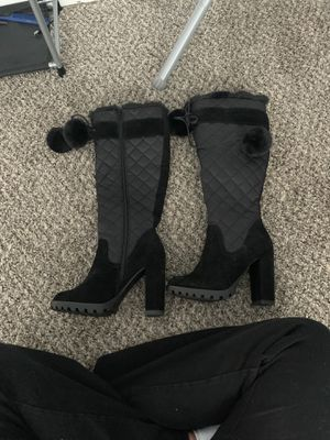 High Heeled Boots for Sale in Westland, MI