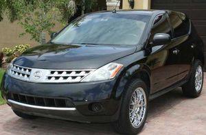 2006 Nissan Murano for Sale in Santa Rosa, CA