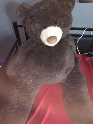 Giant teddy bear for Sale in Spring Valley, CA