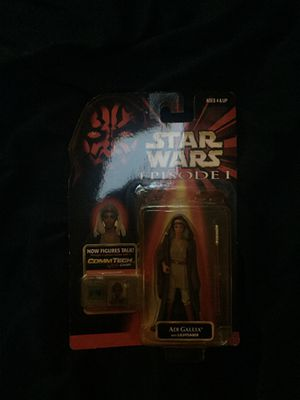 Star Wars (1999) The Phantom Menace (Adi Gallia). for Sale in Riverside, CA