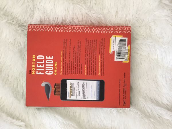 Norton Field Guide to Writing 4th Edition