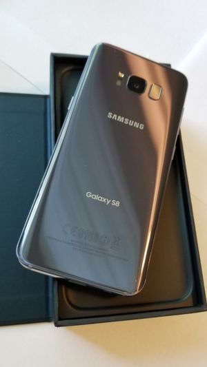 Samsung Galaxy S8, Factory Unlocked.. Excellent Condition. for Sale in VA, US