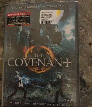 DVD: The Covenant - brand new for Sale in Normandy Park, WA