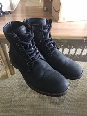 Guess Boots NHY Spence Men's Black - Size 11.5 for Sale in West Palm Beach, FL