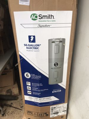 Water heater , Electric $185. Each for sale never use for Sale in Adelphi, MD