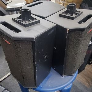 Appgee AE-3s2 Loud Speakers for Sale in Chula Vista, CA