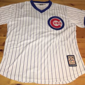 Brand New Ryne Sandberg Cubs Baseball Jersey Large $30 for Sale in Cicero, IL